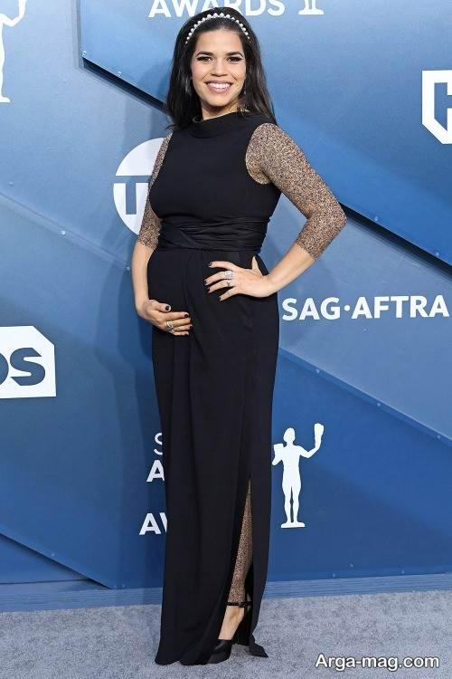 لباس مشکی بارداری