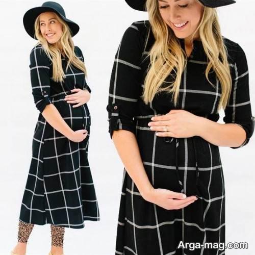 لباس شیک برای دوران بارداری