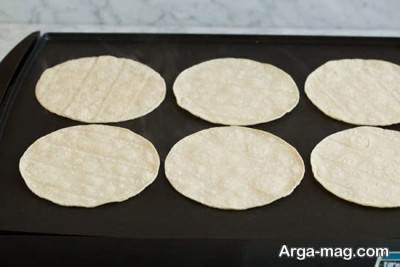 طرز تهیه آنچیلادا مکزیکی