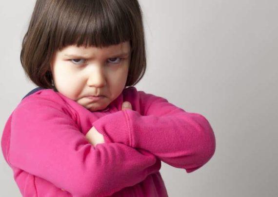 کنترل خشم در کودکان با چند تکنیک ساده