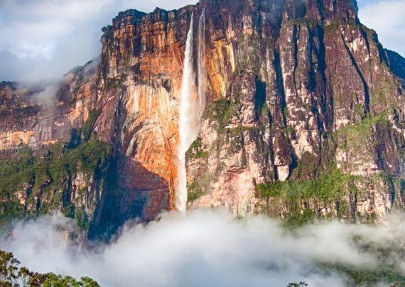درباره آبشار آنجل