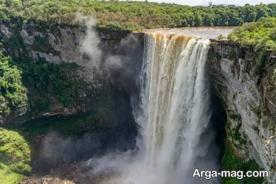 درباره آبشار آنجل چه می دانید؟