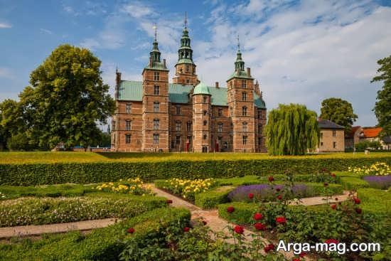 دانمارک و دیدنی های کپنهاگ