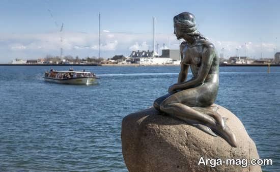 آشنایی با دیدنی های کپنهاگ