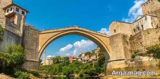 پل تاریخی هرزگوین