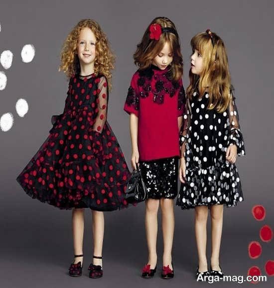 مدلهای لباس کودکانه مجلسی