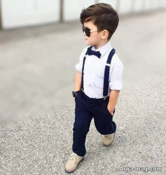 مدل لباس مجلسی کودک با طرح شیک
