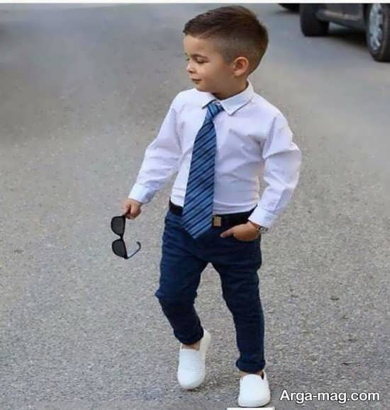 لباس شیک و جذاب برای پسر بچه ها