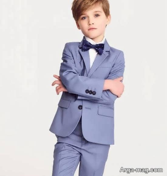 مدل لباس مجلسی کودک با طرح جذاب