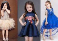 مدل لباس کودکانه مجلسی