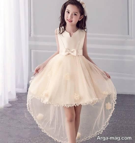 لباس عروس زیبا برای دختر بچه ها