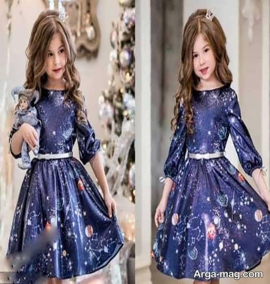 مدل لباس مجلسی کودکان