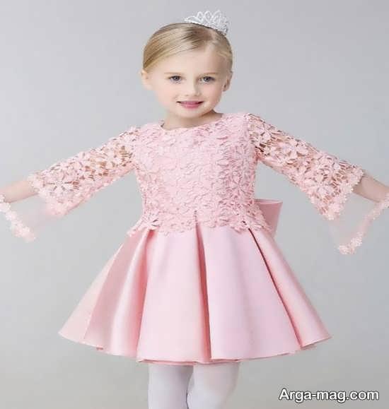 مدل لباس کودکانه با طراحی جدید