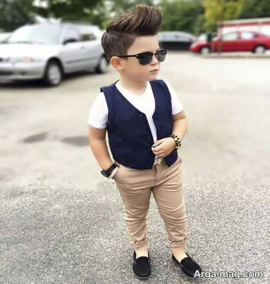 مدل لباس مجلسی برای پسر بچه ها
