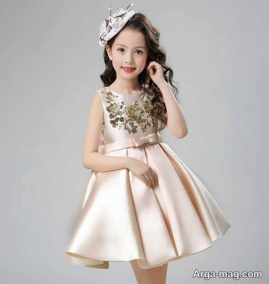 مدل لباس بچگانه+تصویر مجلسی