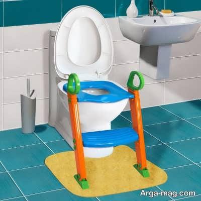 انتخاب توالت دلخواه کودکان در آموزش دستشویی رفتن