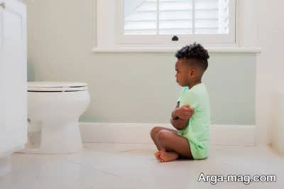 آموزش دستشویی رفتن کودک