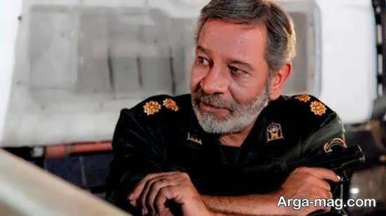 بیوگرافی داریوش فرهنگ بازیگر با سابقه ایرانی