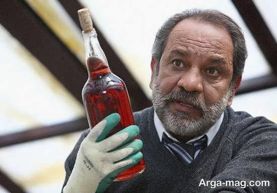 زندگینامه داریوش فرهنگ بازیگر مطرح و با استعداد ایرانی