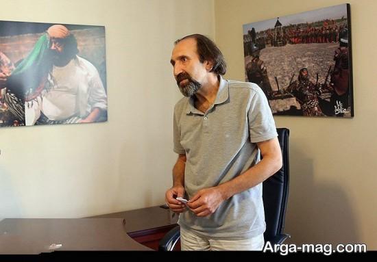 داوود میرباقری کارگردان و نویسنده ایرانی