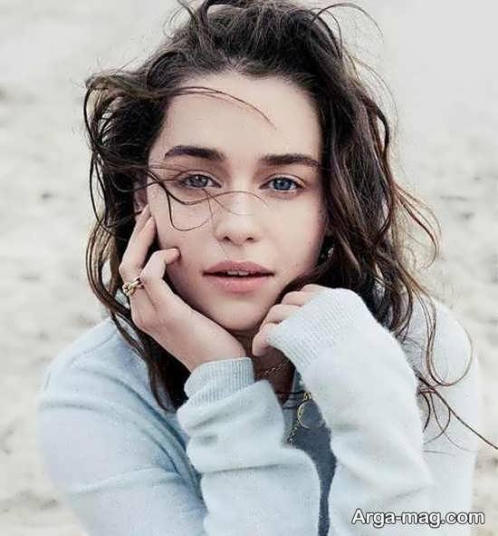 شرح حال دوست داشتنی امیلیا کلارک