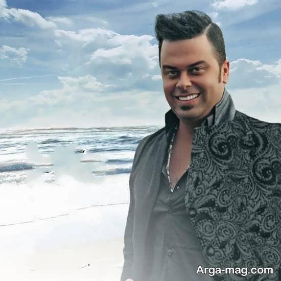 حامد پهلان خواننده موفق و محبوب ایرانی