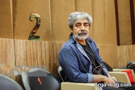 عکس + بیوگرافی حسین زمان