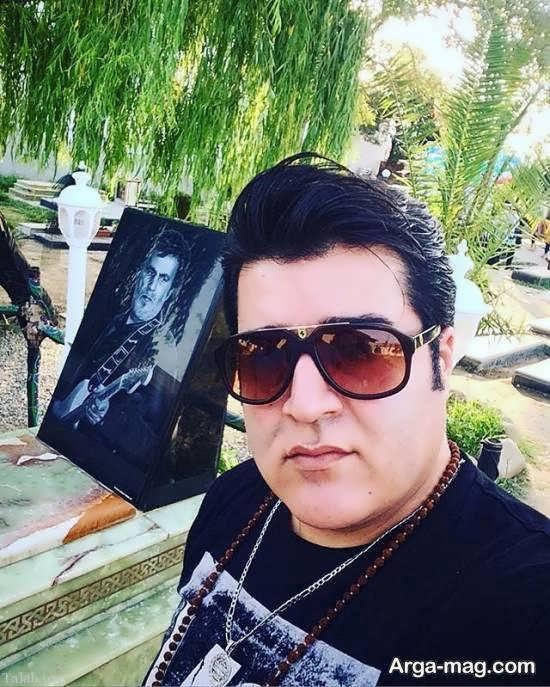 زندگینامه مهدی یغمایی خواننده ی با استعداد و همچنین مشهور ایرانی