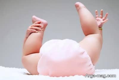 وجود خون در پوشک کودک