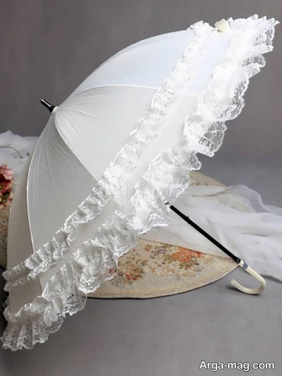 مدلهای جذاب چتر عروس