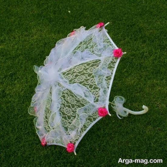 مدلهای چتر عروس