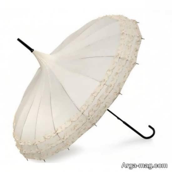چتر عروس با طرح جدید