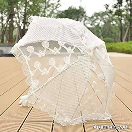 جدیدترین طراحی چتر عروس