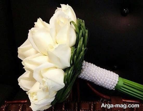 جدید و شیک ترین مدل دسته گل عروس