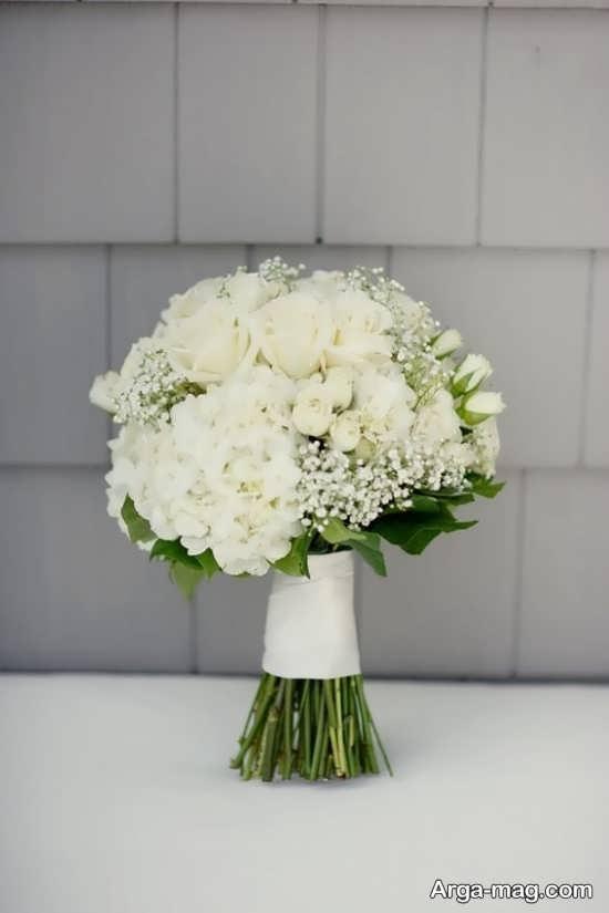 دسته گل عروس جدید و فوق العاده زیبا