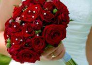 دسته گل عروس 2020