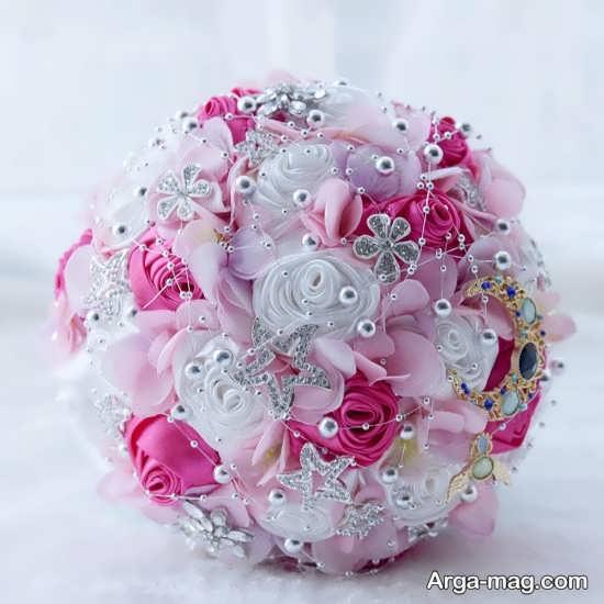 شیک ترین دسته گل عروس جدید
