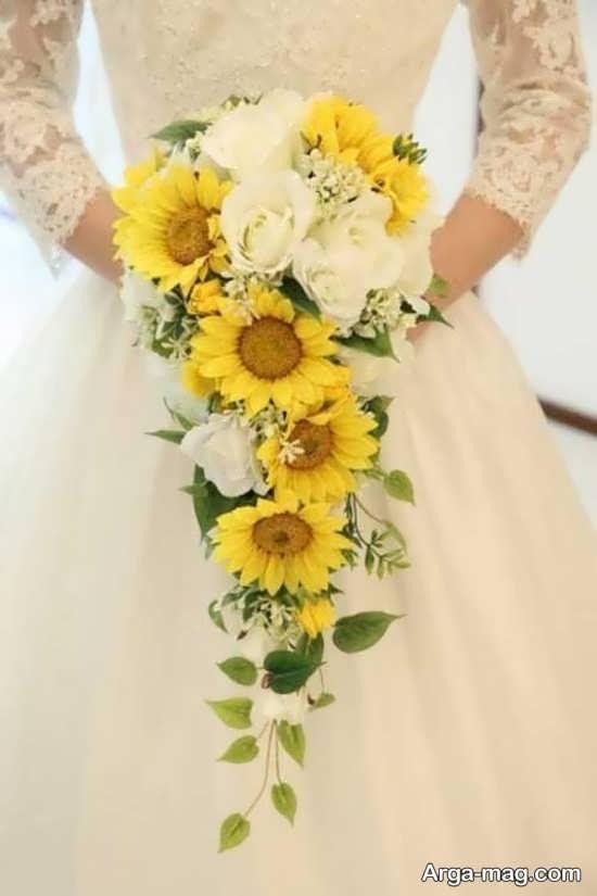 مدل دسته گل عروس خاص