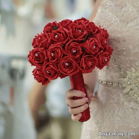 مدل دسته گل عروس جدید