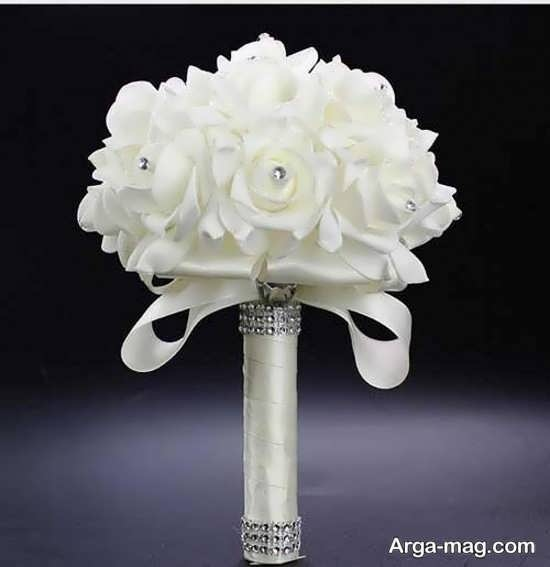 دسته گل عروس لوکس و مدرن