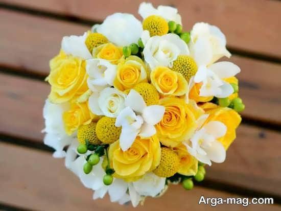 دسته گل عروس جدید و خاص