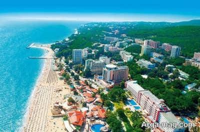پایتخت ساحلی بلغارستان