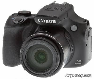 ثبت تصاویر با کیفیت توسط دوربین SX60