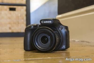 بازبینی دوربین کانن SX60