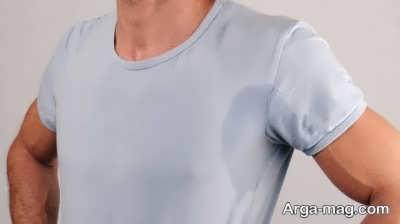 دلایل تغییرات بوی عرق بدن