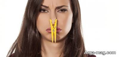 بررسی علت تغییر بوی عرق بدن