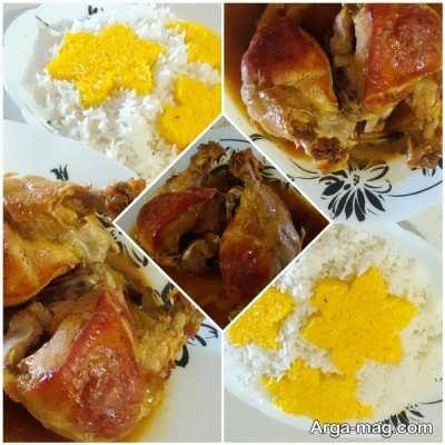 طرز تهیه مرغ ذغالی