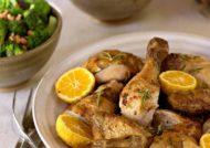 طرز تهیه مرغ زغالی