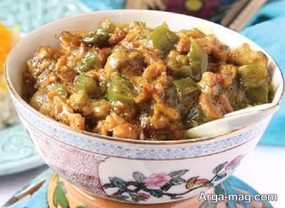 طرز تهیه خورش چینی در منزل