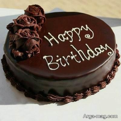 دستور پخت کیک شکلاتی برای تولد